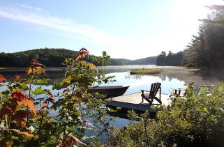 Trillium Resort and Spa; Muskoka Ontario - Muskoka Retreat