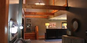 Trillium Resort Reception