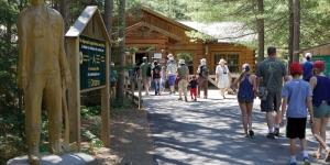 Algonquin Park Logging Museum