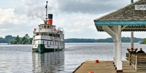 Seguin Steamship