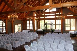 Weddings in the Main Lodge